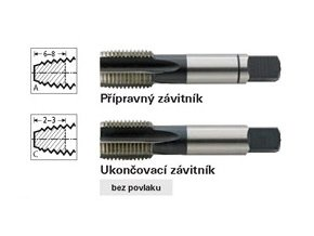 Vratidlo Format nastavitelné DIN1814 (M1-M8) velikost 0