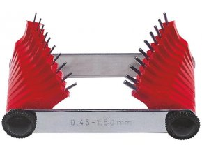 Trysková šablona Format  0,45-1,5mm