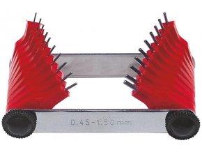 Trysková šablona Format  1,5-3,0 mm