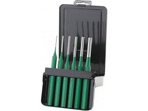 Sada vytloukačů závlaček Fortis DIN 6450  2-8 mm