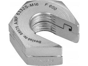 Rychloupínací matice bez nákružku 6332S - M6 (88146)