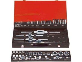 Sada ručních závitníků Format DIN352 HSS M3-20