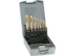 Sada strojních závitníků Gühring  DIN371 pro slepé otvory HSS-Co5   M3-M12