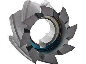 Válcová čelní fréza Format DIN1880 HSS Co8 TiALN , typ N - 100x50mm