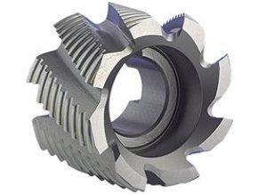 Válcová čelní fréza Format DIN1880 HSS Co8, typ NR - 80x45mm