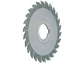 Kotoučová fréza úzká Format DIN1834-A  HSS Co5, typ N - 80x4mm
