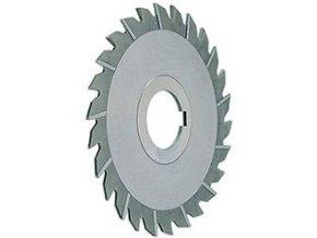 Kotoučová fréza úzká Format DIN1834-A  HSS Co5, typ N - 125x6mm