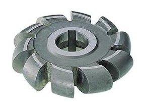 Fréza půlkruhová Format DIN856 HSS,  50x2mm,  R1,0