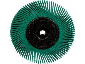 Radiální štětinový kotouč 3M Radial Bristle Brush 150x12  P50