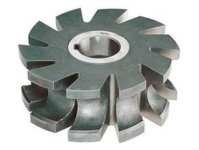 Fréza půlkruhová vydutá Format DIN855 HSS,  80x24mm,  R6