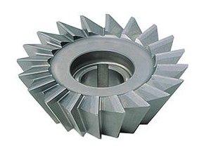 Fréza úhlová čelní Format DIN842 HSS, 60° - 80x25mm