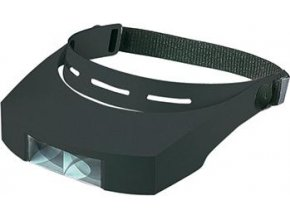 Lupa s náhlavním páskem ESCHENBACH laboComfort - zvětšení 3x