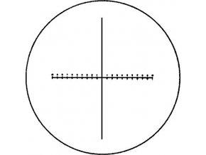 Přesná stupnice pro lupu ESCHENBACH ∅23 mm - typ A