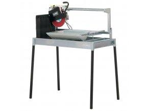 Stolová pila na silné dlaždice, mramorové a žulové desky Elmag FSM 570/230 K