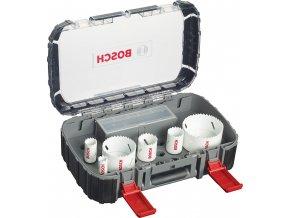 Sada děrovek Bosch Progressor 19,25,38,44,68,83 mm