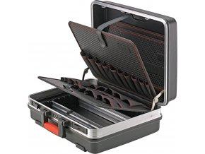 Kufr na nářadí Format 28l  z plastu ABS 463 x 355 x 171 mm