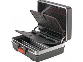 Kufr na nářadí Format 34l  z plastu ABS 470x360x210mm
