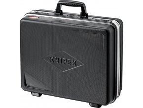 Kufr na nářadí Knipex 27l  z plastu ABS 440 x 350 x 180 mm