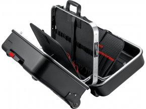 Kufr na nářadí Knipex BIG Twin-Move 490 x 370 x 110 mm