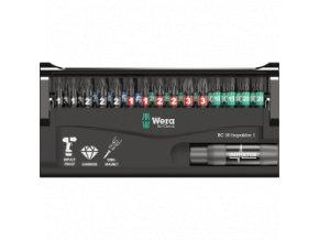Sada bitů Wera Bit-Check 30 Impaktor 1 (05057690001)