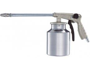 Mycí pistole s nádobkou