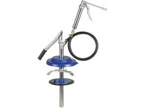 Ruční sudová pumpa s maznicí Pressol 17 610 - 10 kg