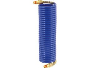 """Spirálová PA hadice 5 m, ø 6,3/7,9 mm, s otočným šroubením1/4"""""""