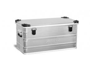 Hliníkový box Alutec D 140