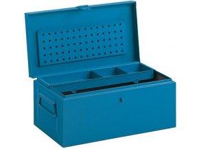 Plechový box na nářadí Format 79l