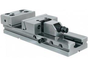 Strojní paralelní svěrák mechanický Format 125 mm