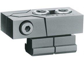 Kyvná upínka Format s drážkou 18 mm