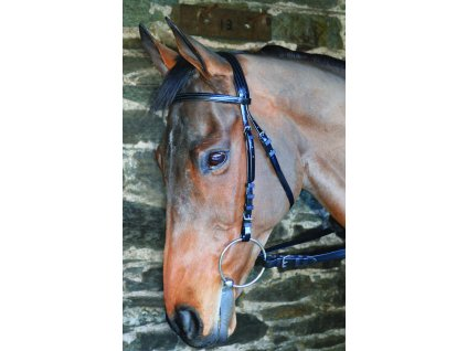 breeze up synthetic racing bridle 001