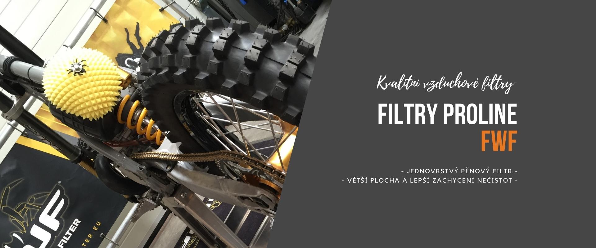 Vzduchové filtry FWF