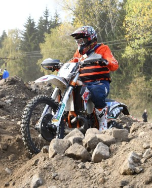 Michal Kříž - enduro4all.cz