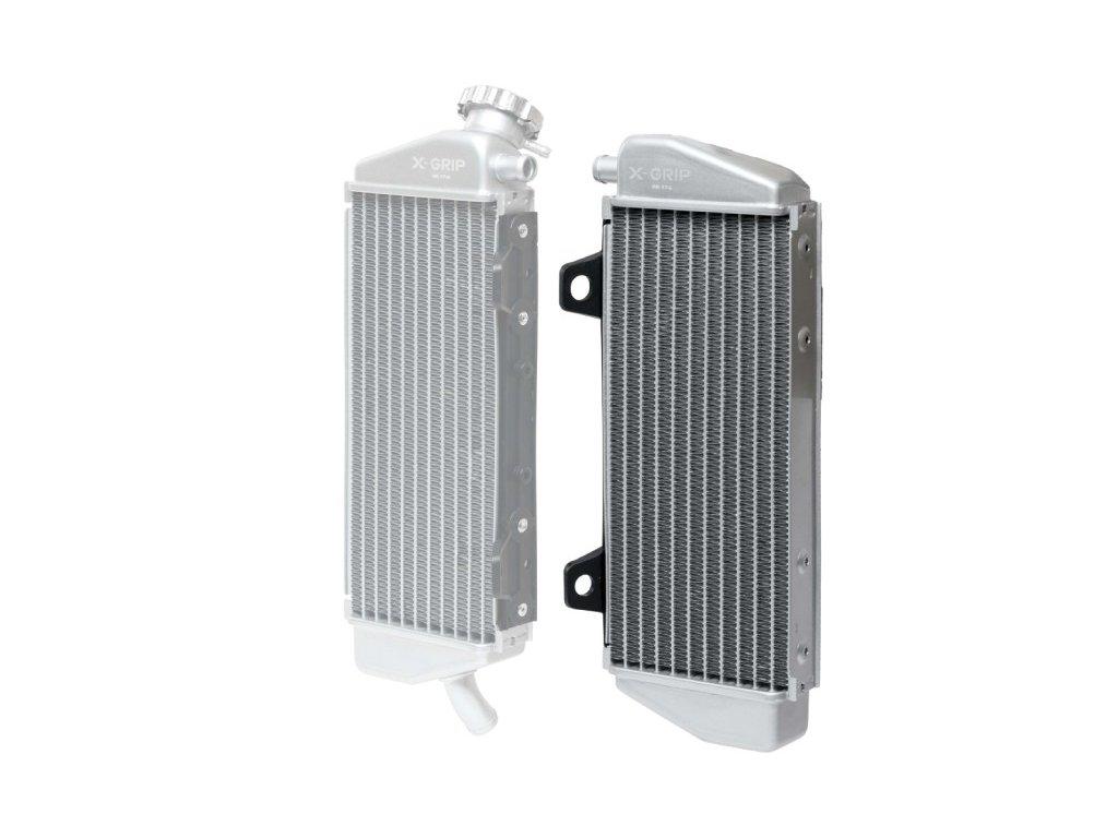 Levý chladič pro KTM a Husqvarna 16-19
