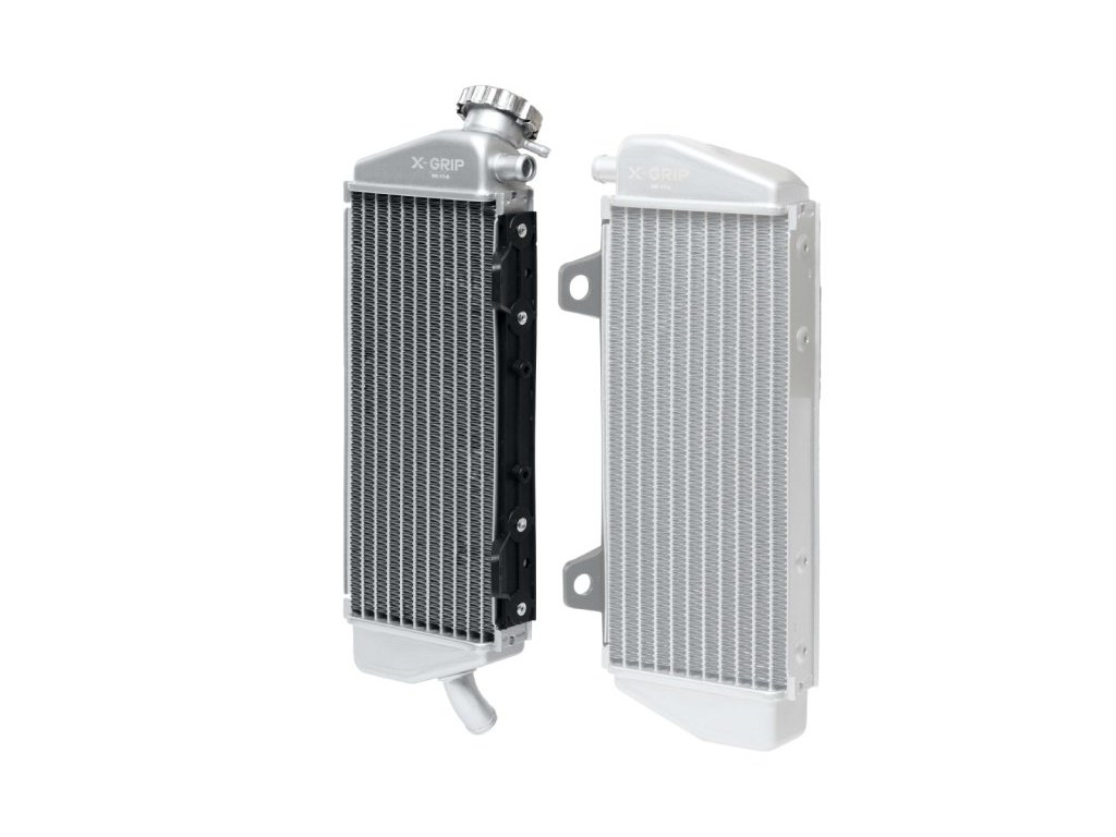Pravý chladič pro KTM-Husqvarna 16-19