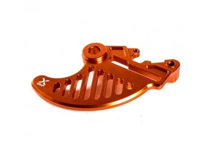 Chránič zadního kotouče KTM oranžová