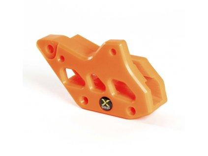 chranič řetězu oranžový