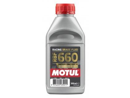 MOTUL BRAKE FLUID FLACID RACING 660 0,5l