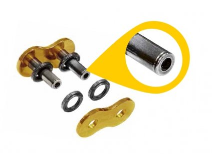 Řetěz REGINA chain - 520ZSE - Enduro