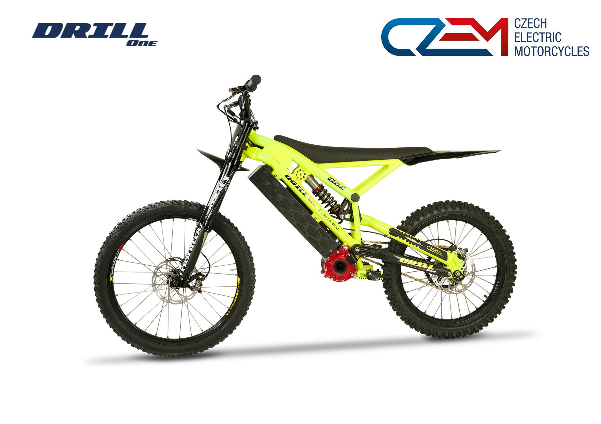 CZEM - DRILL ONE