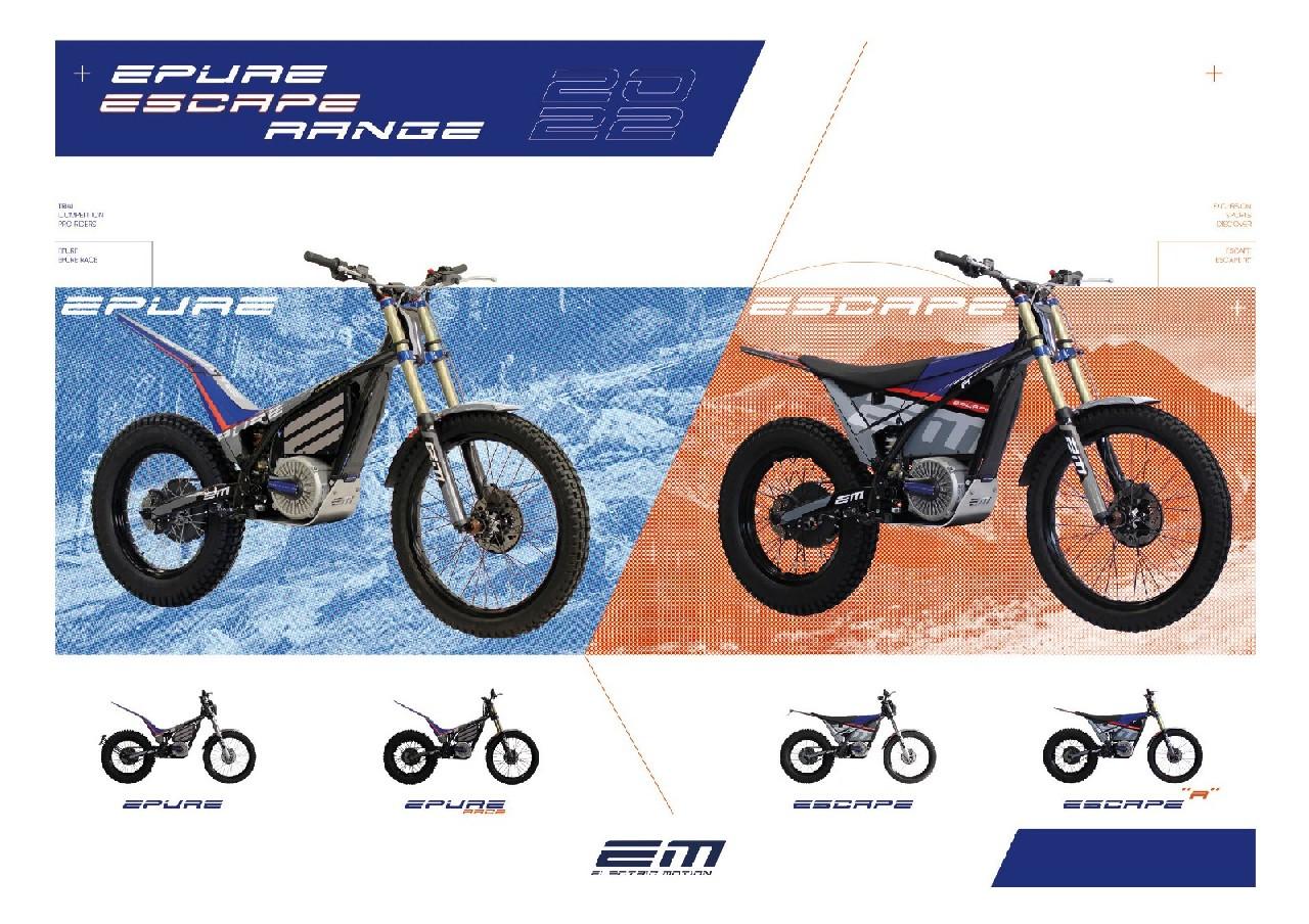 Nové modely EM 2022