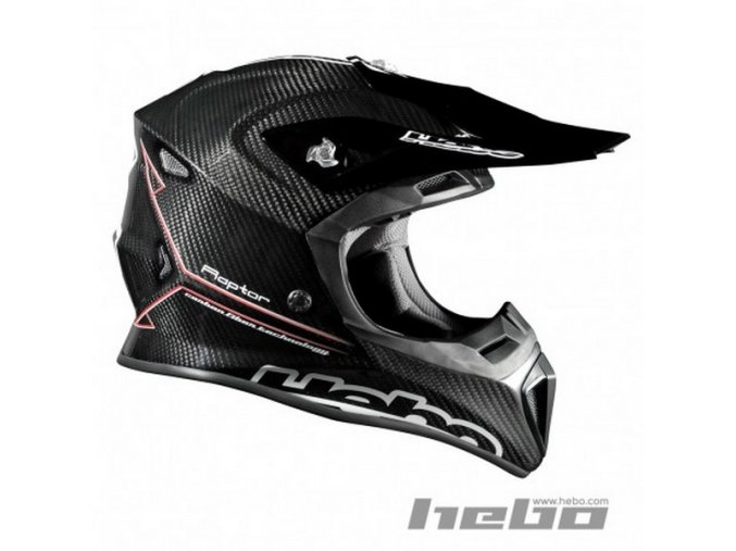 Enduro-MX helma RAPTOR CARBON