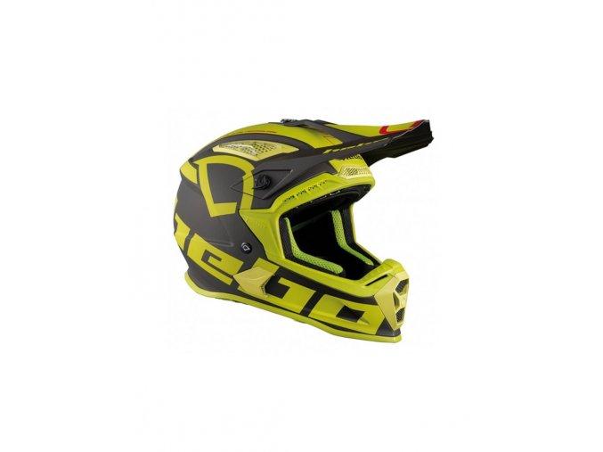 Enduro-MX helma HMX-P01 FACTOR MATE