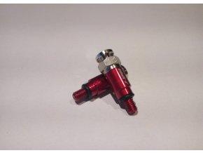 Odvzdušňovací ventily vidlic KAYABA/SHOWAčervené