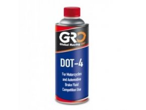 BRAKE FLUID DOT-4, 500ML