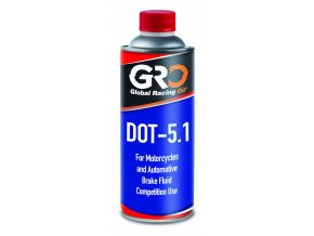 BRAKE FLUID DOT 5.1, 500ML