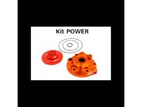 Kit hlavy válce KTM 250cc