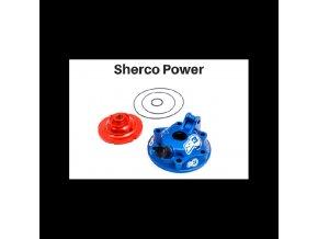 Kit hlavy válce SHERCO 250cc