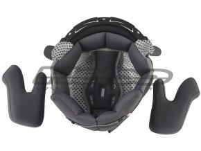 Výplň pro helmy HSX2 CARBON